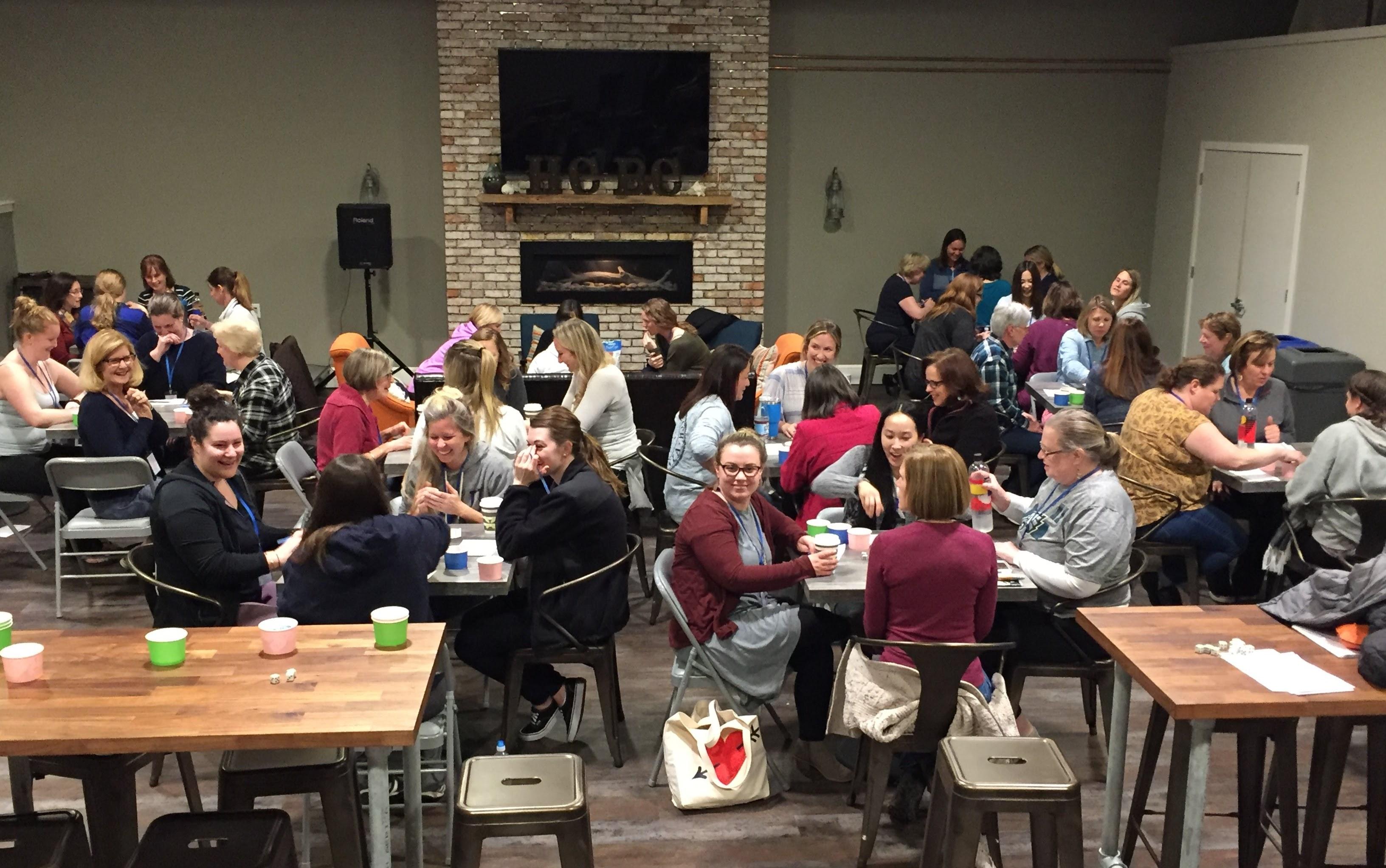Women's Ministry | New Life Presbyterian Church